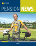Pension News - Issue 64, Fall 2015