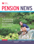Pension News - Issue 67, Fall 2016