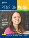 Pensionwise - Issue 41, Summer 2015