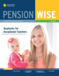 Pensionwise - Issue 42, Fall 2015