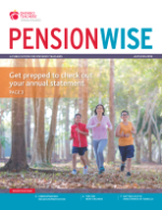 Pensionwise - Issue 51, Autumn 2018